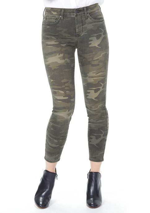 NYDJ Womens Ami Skinny Jeans