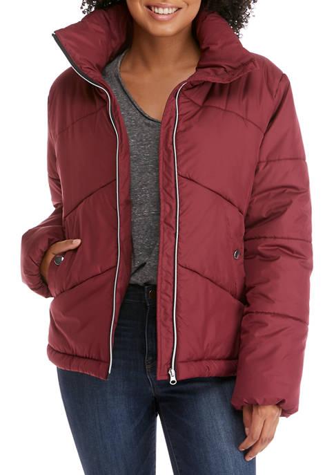 Juniors Puffer Jacket