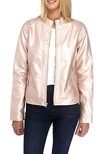 Basic Moto Jacket