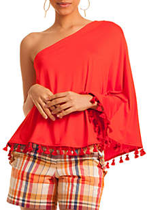 Pomona One-Shoulder Top