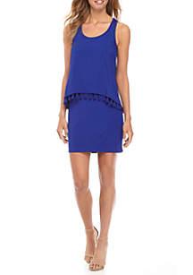Richmond Tassel Dress