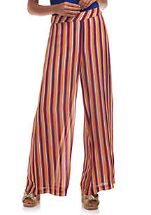 Parsley 2 Stripe Wide Leg Pant