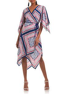 Alannah Handkerchief Dress