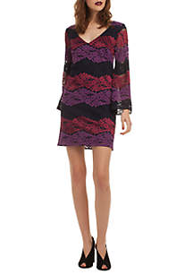 Revue Lace Shift Dress