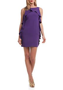 Cosmo Ruffle Dress