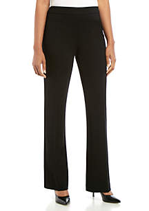 New Directions® Ponte Trouser Pants