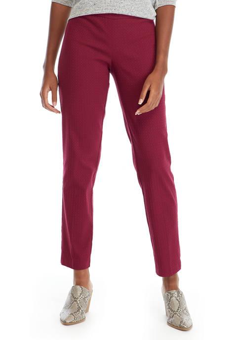 Millennium Average Length Jacquard Pants