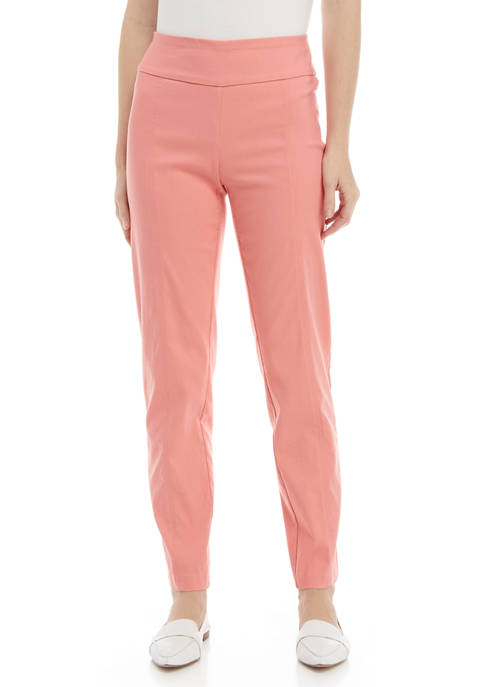 New Directions® Womens Pull On Millennium Pants
