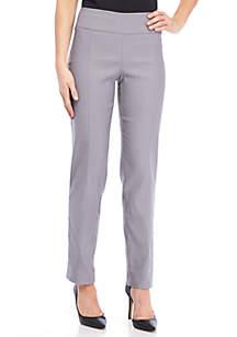 New Directions® Millennium Pull-On Slim Leg Pants