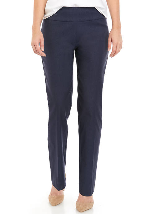New Directions® Womens Pull On Millennium Short Pants