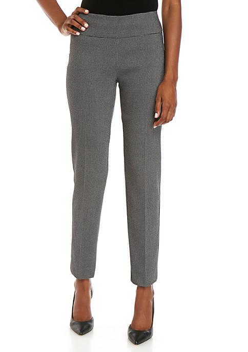 Millennium Arrow Jacquard Print Pants