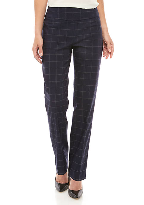 New Directions® Pull On Straight Millennium Pants