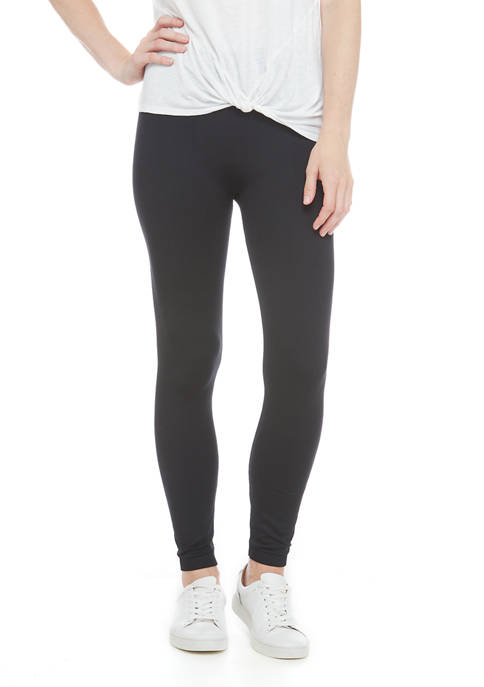 New Directions® Petite Cable Leggings