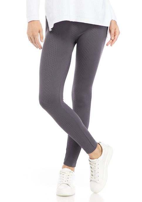 Petite Pull On Fleece Lined Leggings
