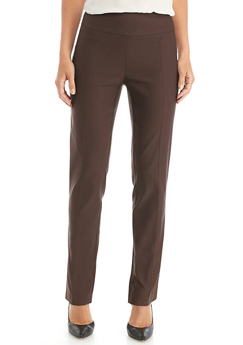 New Directions® Petite Woven Stretch Pant