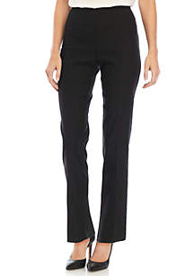 Petite Pull-On Ankle Pant