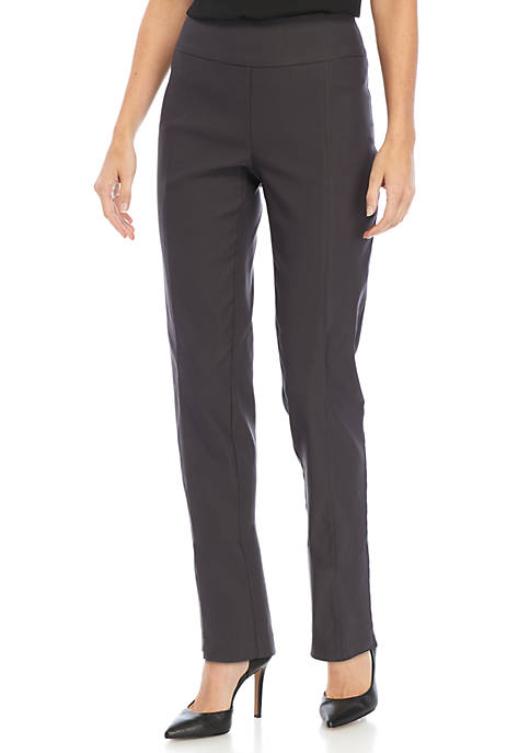 New Directions® Petite Pull On Ankle Pants
