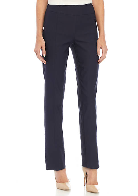 New Directions® Petite Pull-On Ankle Pant