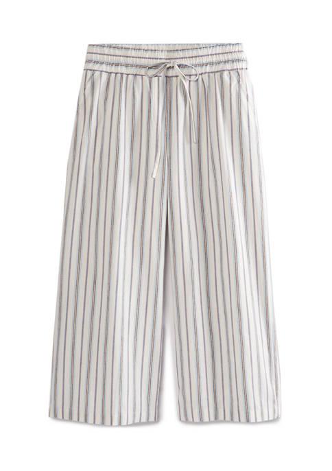 New Directions® Plus Size Linen Soft Pants