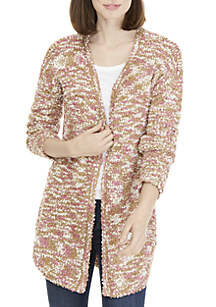 Free People Waterfront Sweater Jacket · New Directions® Long Sleeve Multi  Boucle Cardigan 87adf4829