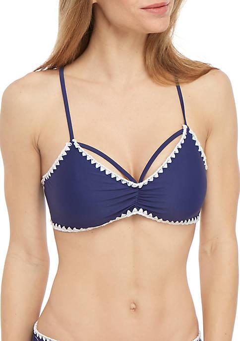 Summer Stitch Swim Bralette