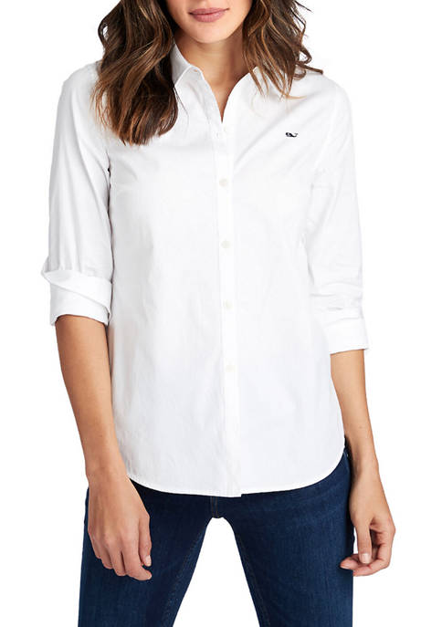 Quin Classic Button Down Shirt