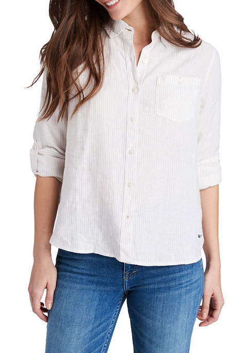 Chilmark Relaxed Button Down Shirt