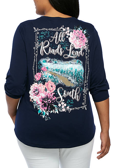 Kim Rogers® All Roads Lead To The South