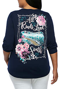 All Roads Lead To The South Shirt