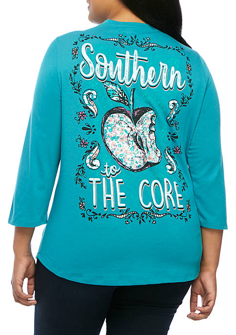 Kim Rogers® Southern To The Core Shirt