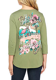 Grass Is Greener On The Southern Side Shirt