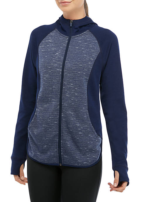 Zelos Women's Full Zip Pullover