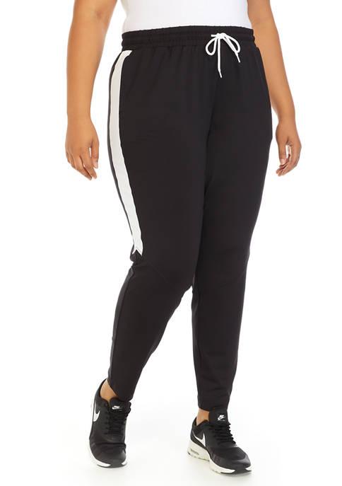 Plus Size Track Pants