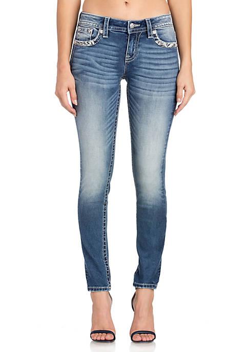 Hailey Skinny Jeans
