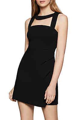 018db17b5d5 BCBGeneration Asymmetric Cutout Sheath Dress ...
