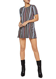 Stripe Tent Dress