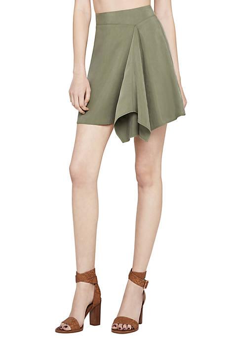 BCBGeneration Wrap Front Skirt for sale