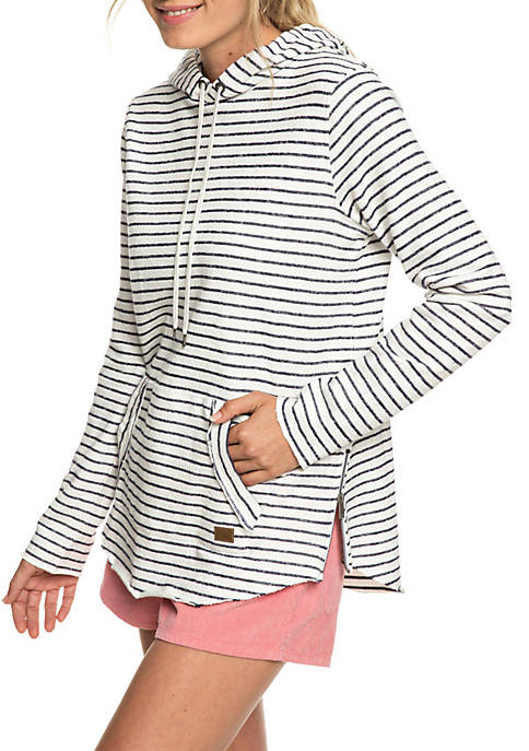 Roxy Times Passed Stripe Pullover