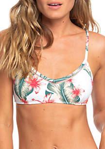 Roxy Dreaming Day Bikini Swim Top