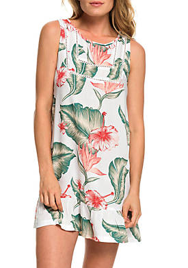 All About the Sea Cover Up Swim Dress