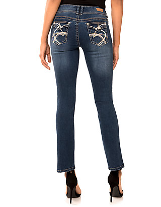 dd9995068e3 Angels Forever Young™. Angels Forever Young™ Curvy Bootcut Jeans