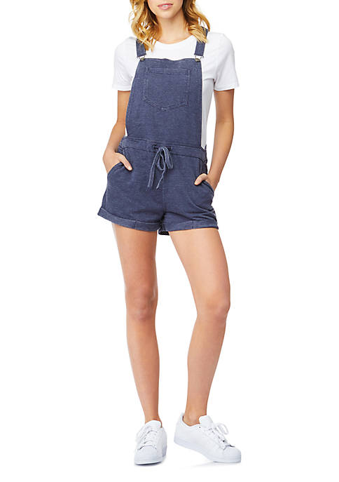 French Terry Shortalls