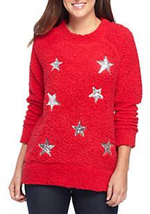 Long Sleeve Raglan Woobie Sweatshirt