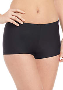 New Directions® Solid Swim Shorts