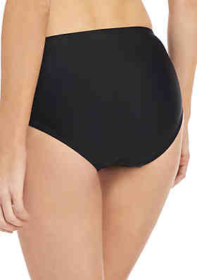 69e6b26658 ... New Directions® High Waist Swim Bottoms With Tummy Control