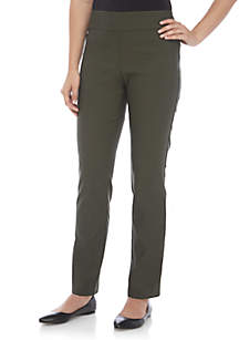 Average Length Luxe Fashion Pants