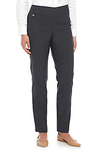 Luxe Super Stretch Pullover Pant with Hardware