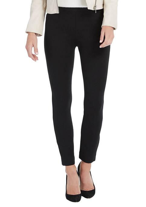 SPANX® Womens Back Seamed Skinny in Ponte Pants
