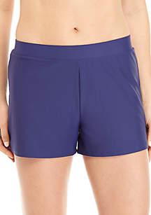 Beach Diva Pull On Swim Shorts
