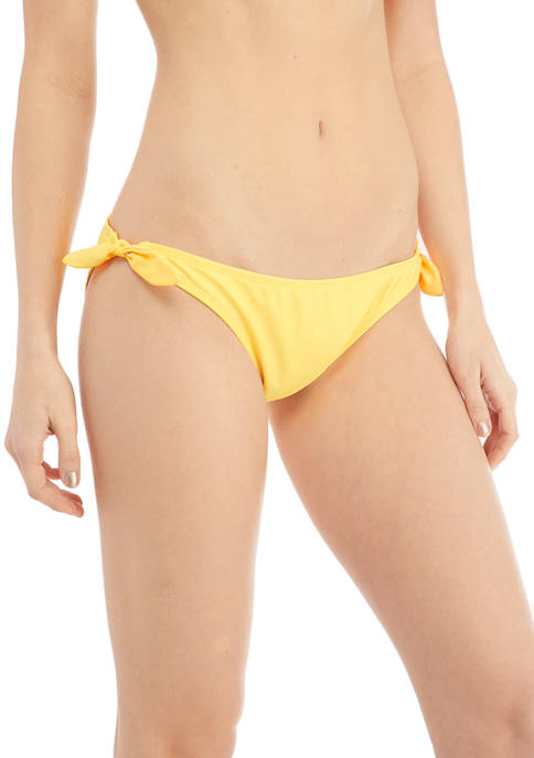 Island Soul Swim Hipster Bottoms with Side Ties